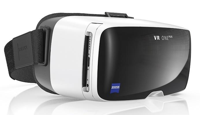 Гарнитура Zeiss VR One Plus с поддержкой iOS и Android поступила в продажу по цене $129