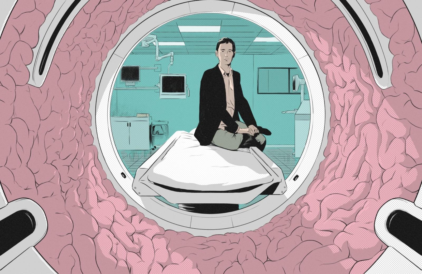 Человек, препарировавший собственный мозг - 1