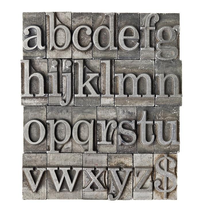 подборка книг по типографике