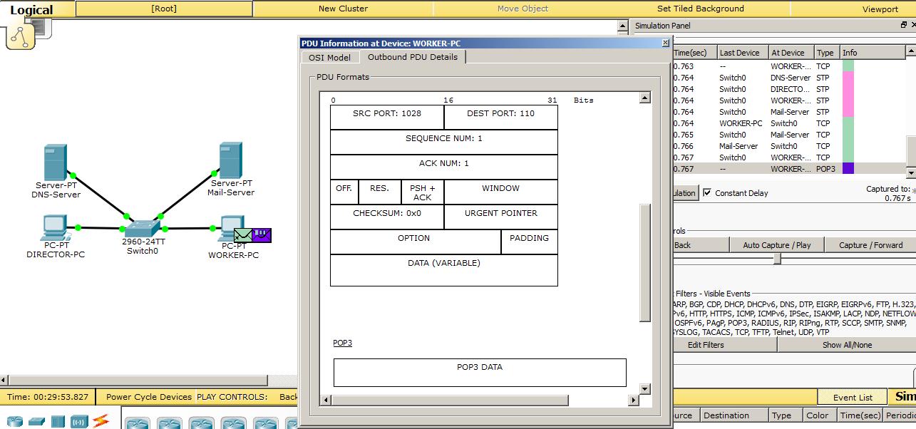 Основы компьютерных сетей. Тема №2. Протоколы верхнего уровня - 70