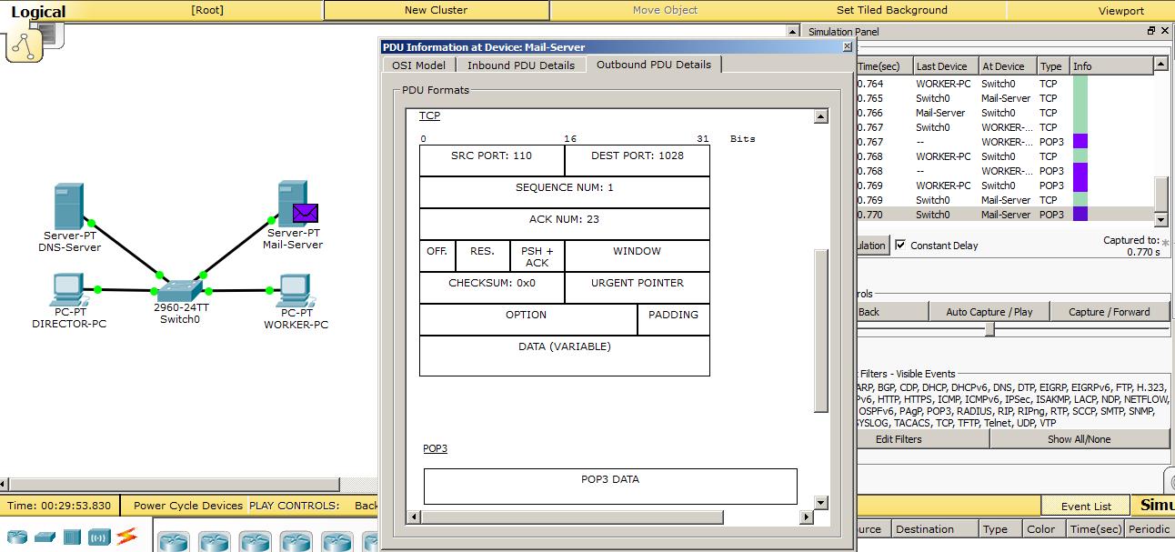 Основы компьютерных сетей. Тема №2. Протоколы верхнего уровня - 71