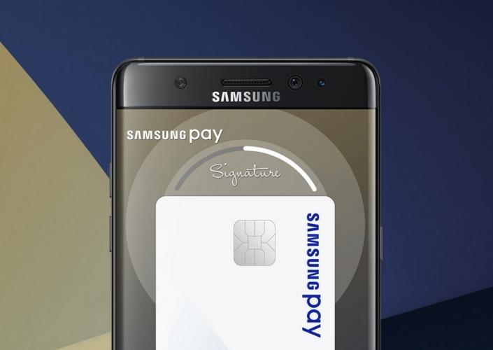 Сервис Samsung Pay продолжает набирать обороты
