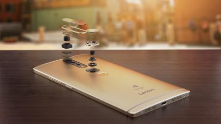 Lenovo Phab 2 Pro – первый в мире смартфон с Tango - 3