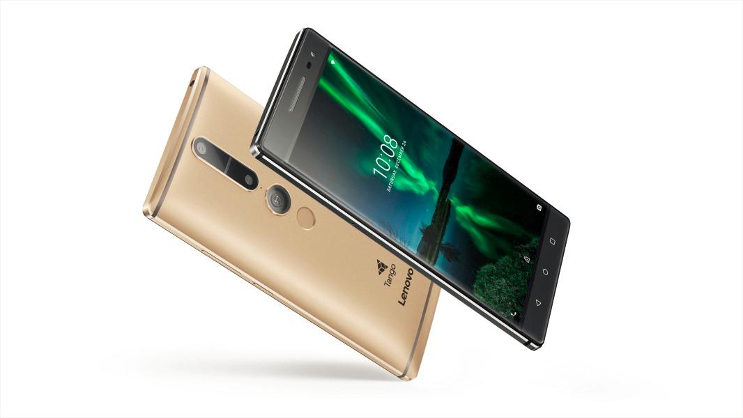 Lenovo Phab 2 Pro – первый в мире смартфон с Tango - 4