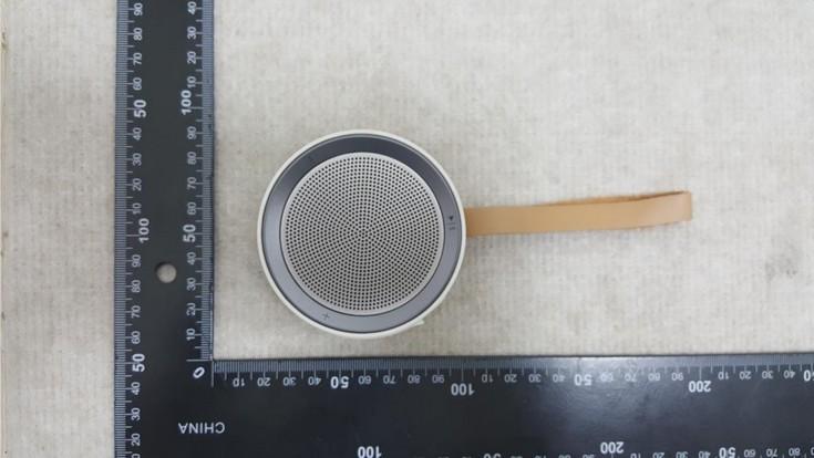 Акустическая система Samsung Scoop располагает микрофоном