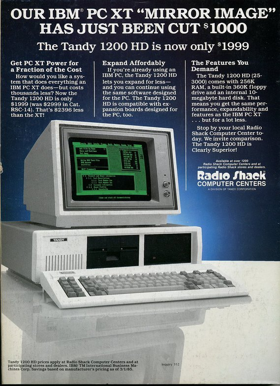 Цены на популярную электронику прошлого в сегодняшних деньгах: 1980-е годы - 12