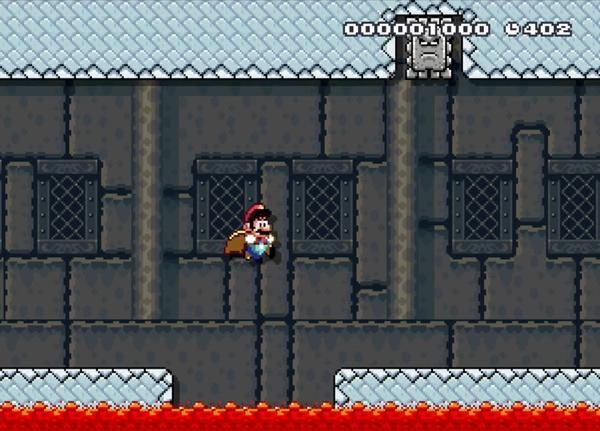 Метод Super Mario World: дополнения и расширения - 11