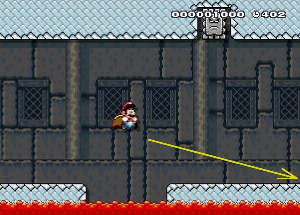 Метод Super Mario World: дополнения и расширения - 12
