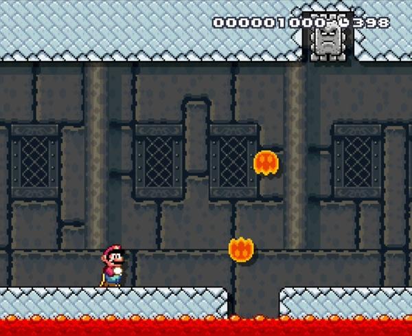 Метод Super Mario World: дополнения и расширения - 13
