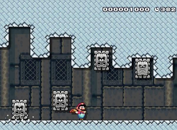 Метод Super Mario World: дополнения и расширения - 14