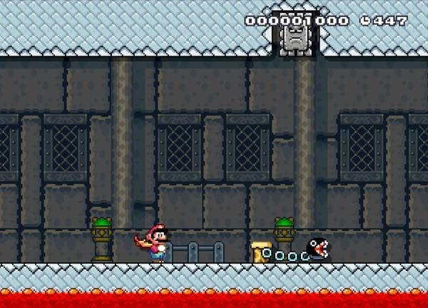 Метод Super Mario World: дополнения и расширения - 7