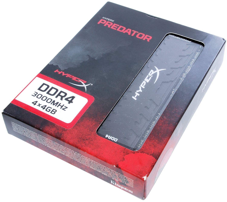 Обзор комплекта памяти HyperX Predator DDR4-3000 - 2