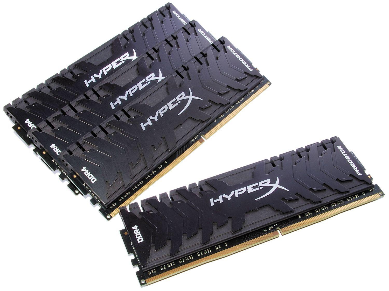Обзор комплекта памяти HyperX Predator DDR4-3000 - 4