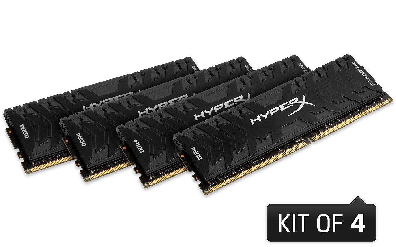 Обзор комплекта памяти HyperX Predator DDR4-3000 - 1