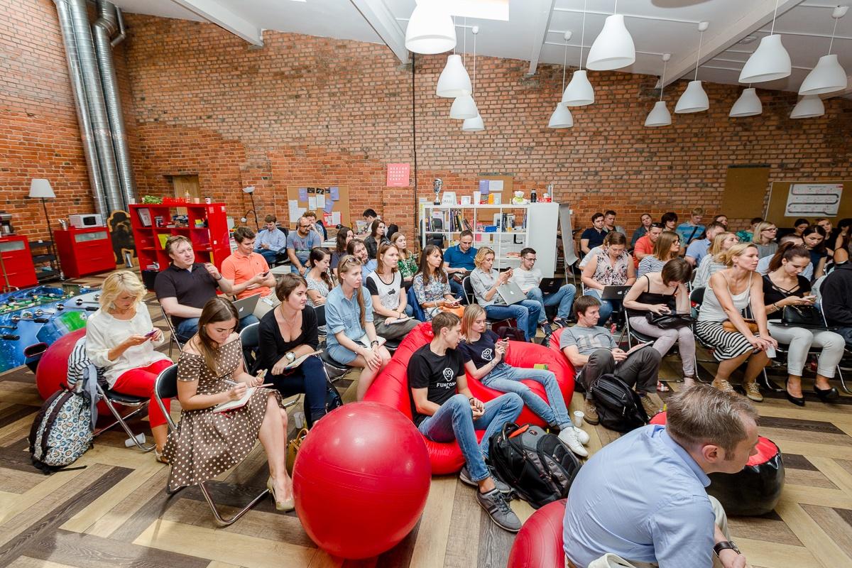 Отчёт с Хабрасеминара TechMedia 18 августа - 2
