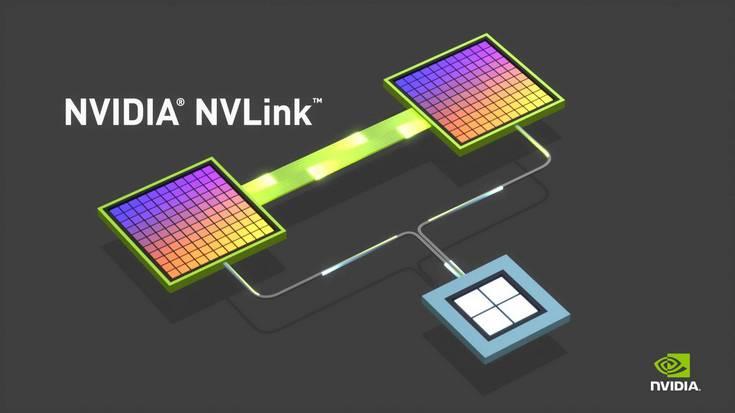 Внутреннее соединение Nvidia NVLink 2.0 появится в серверах IBM Power9