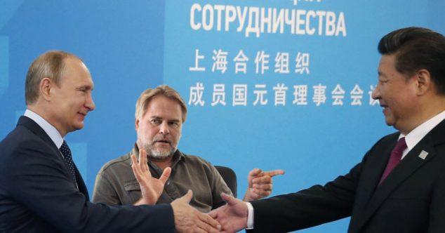 Kaspersky Lab — Китайские хакеры утроили число атак на российскую оборонку, ядерную энергетику и авиацию, Касперский