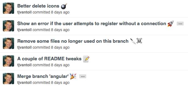 Как эмодзи могут улучшить ваш код (на самом деле) - 7