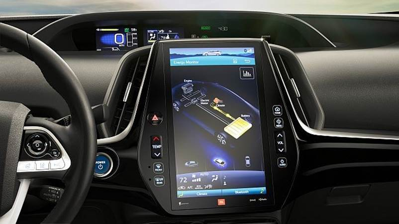 Компьютер в авто, год 2016 - 2