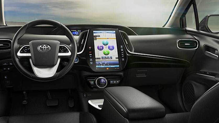 Компьютер в авто, год 2016 - 1