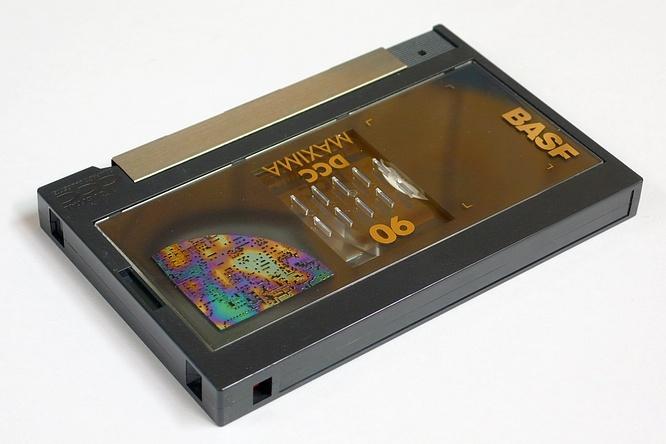 Забытые форматы аудио: цифровая компакт-кассета - 1