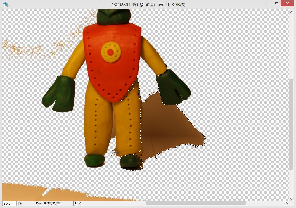 Разработка игры с использованием пластилиновой анимации - 4