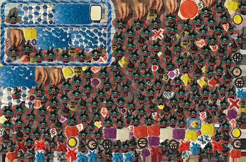 Разработка игры с использованием пластилиновой анимации - 9