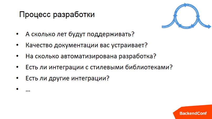 О фреймворках - 28