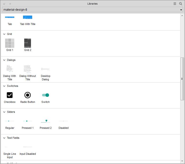 Оптимизируем свои трудозатраты при разработке приложения в Google Material Design - 3