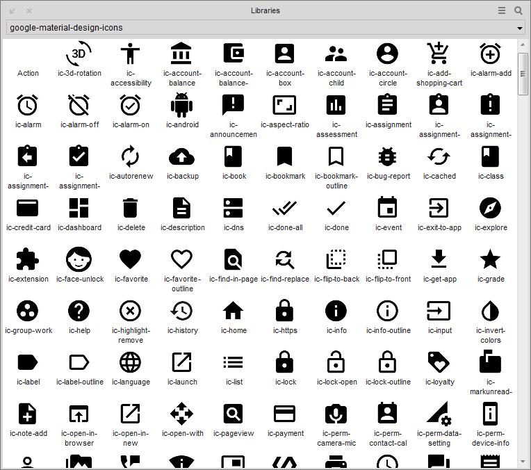 Оптимизируем свои трудозатраты при разработке приложения в Google Material Design - 4