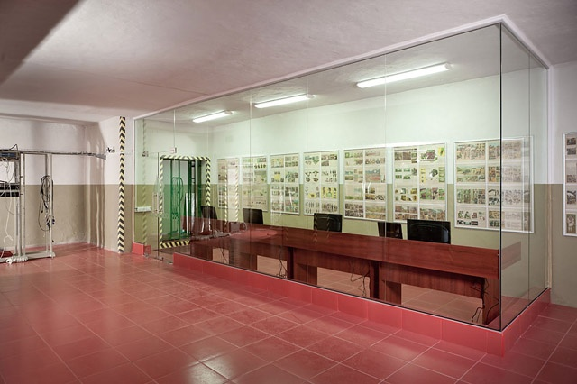 Ядерный бункер в Париже переоборудуют в дата-центр компании online.net - 12