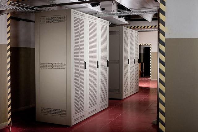 Ядерный бункер в Париже переоборудуют в дата-центр компании online.net - 13