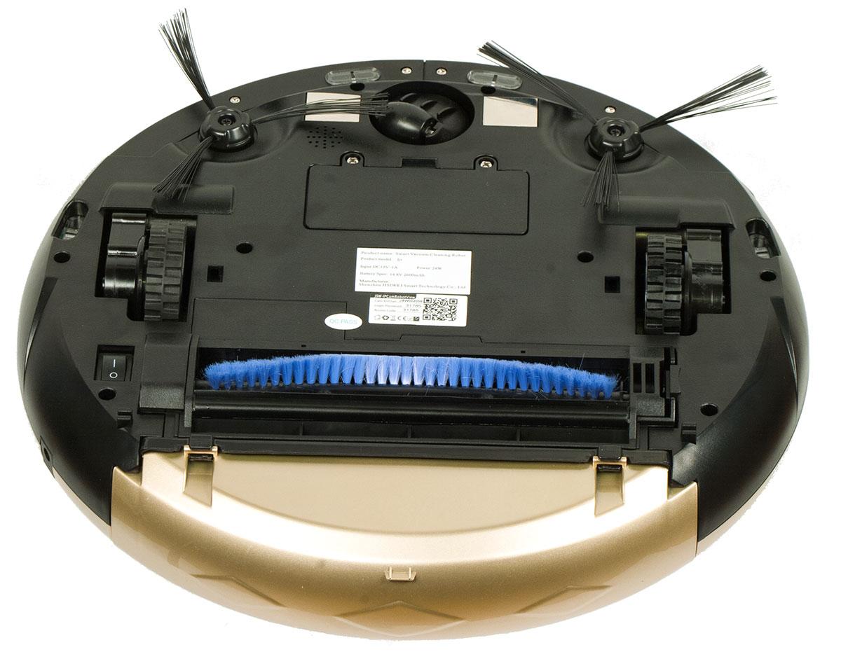 На длинном поводке: робот-пылесос Jisiwei S+ - 10