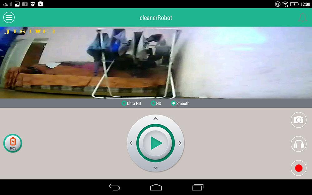 На длинном поводке: робот-пылесос Jisiwei S+ - 24