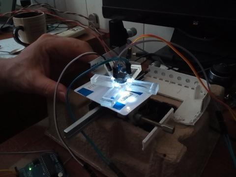 Распознавание цифр на микроконтроллере - 11