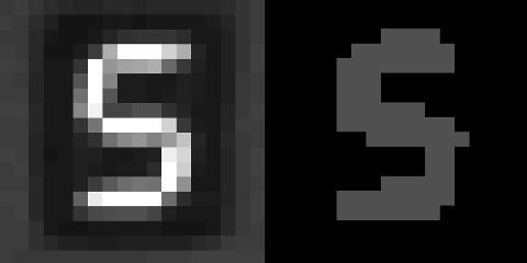 Распознавание цифр на микроконтроллере - 13