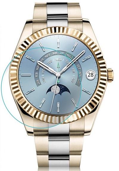 Walmart опубликовал первые изображения умных часов Samsung Gear S3