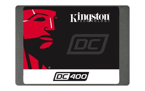 Линейка Kingston DC400 включает модели объемом 400 ГБ, 480 ГБ, 800 ГБ, 960 ГБ, 1,6 ТБ и 1,8 ТБ
