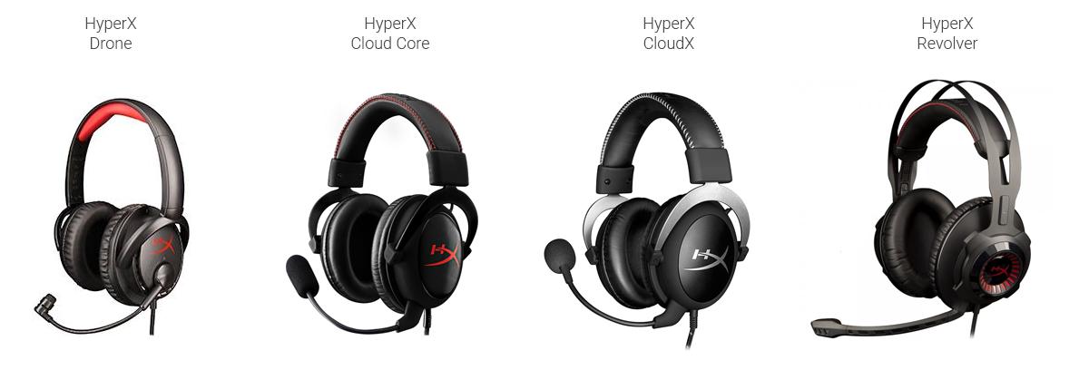 HyperX CloudX — новое прочтение классической гарнитуры - 2