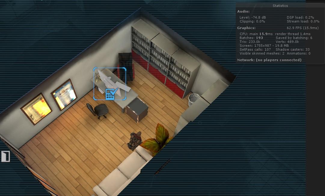Unity с позиции художника при разработке кроссплатформенной игры - 5