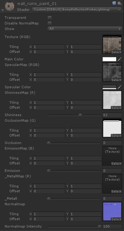Unity с позиции художника при разработке кроссплатформенной игры - 8