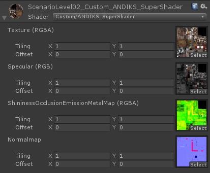 Unity с позиции художника при разработке кроссплатформенной игры - 9