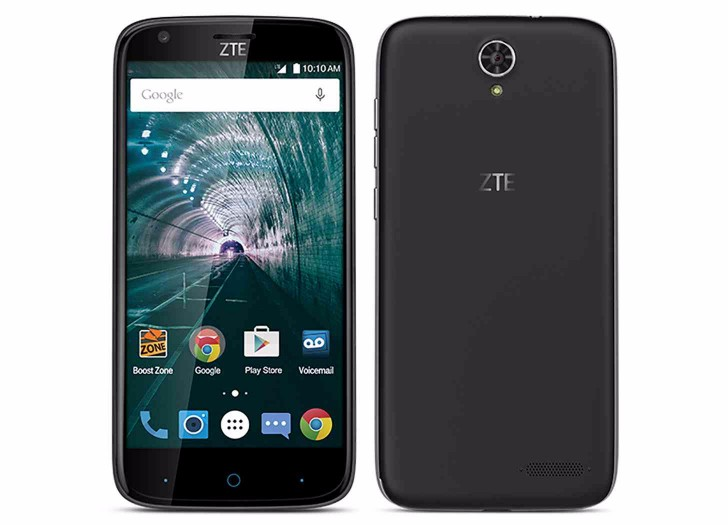 Смартфон ZTE Warp 7 получил SoC Snapdragon 410