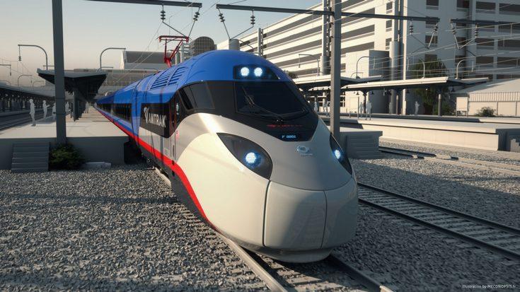 Железная дорога Amtrak пополнится новыми поездами