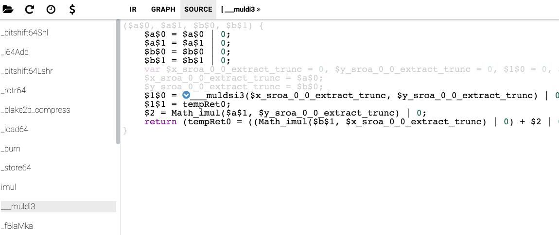 64-битная арифметика в браузере и WebAssembly - 2