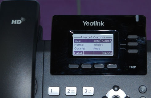 IP телефоны Yealink для работы с Microsoft Skype for Business - 24