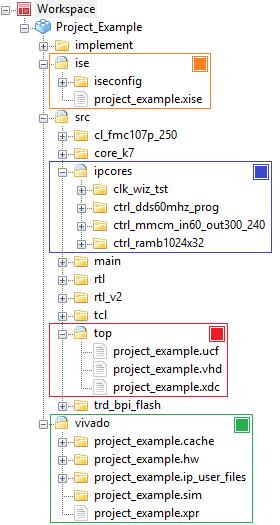 Использование TCL в разработке на FPGA - 3
