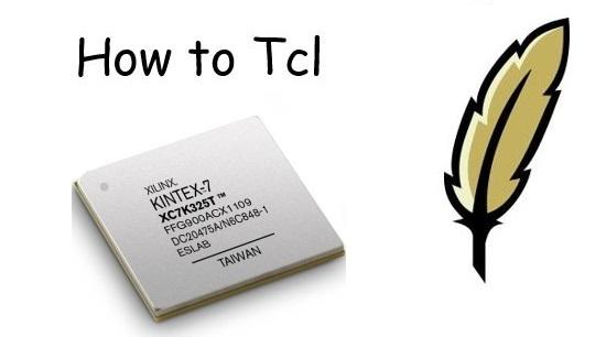 Использование TCL в разработке на FPGA - 1
