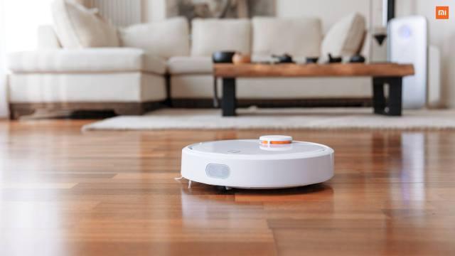 Мощный робот-пылесос Xiaomi Mi Robot Vacuum оценен в $250