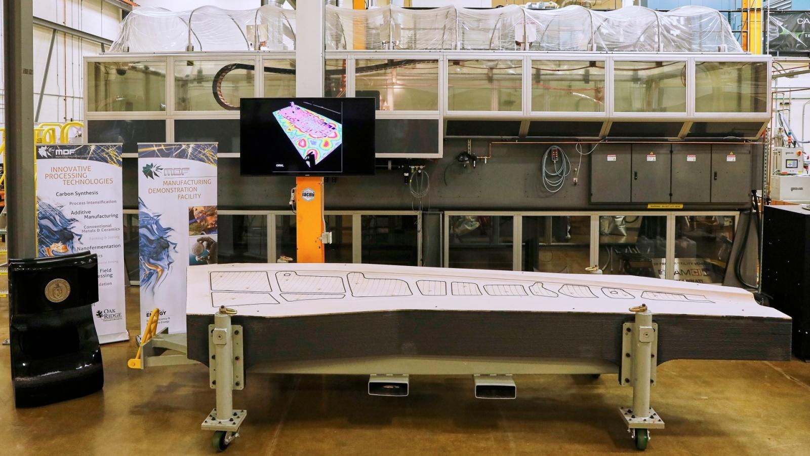 Новый рекорд 3D-печати: самый большой твёрдый предмет - 2